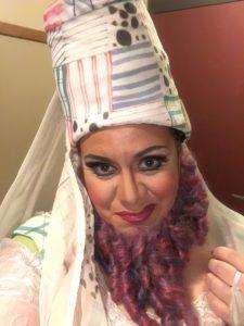 Baba the Turk in The Rake's Progress - Pittsburgh Opera