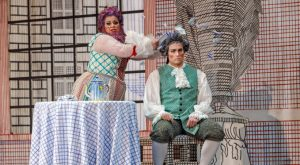 Baba the Turk in The Rake's Progress (with Alek Shrader) - Pittsburgh Opera