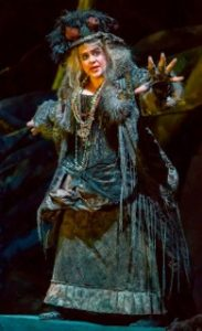 Jezibaba in Rusalka - Lyric Opera Of Chicago