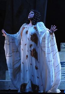 Amneris in Aida - Lyric Opera of Chicago