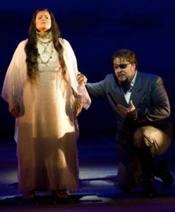 Erda in Das Rheingold (with Mark Delevan) - San Francisco Opera