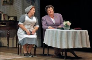 Florence Pike in Albert Herring (with Christine Brewer) - Santa Fe Opera