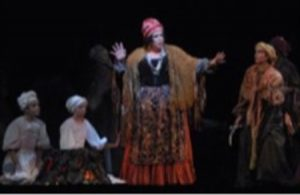 Ulrica in Un Ballo in Mascera - New Orleans Opera