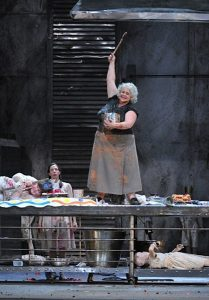 Witch in Hansel and Gretel - Lyric Opera of Chicago